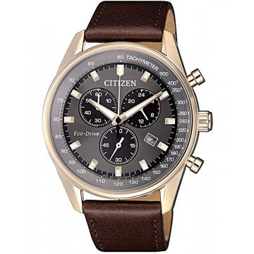 Ceas Citizen Eco-Drive Chronograph AT2393-17H