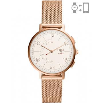 Ceas Fossil Hybrid Smartwatch Q Harper FTW5028