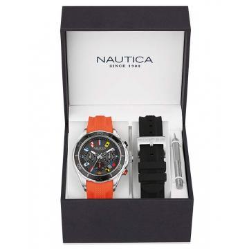 Ceas Nautica Box Set NAD18531G