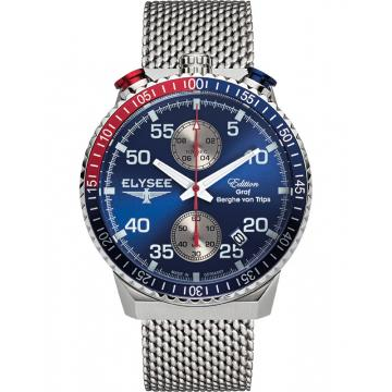 Ceas Elysee Rally Timer I 80521M