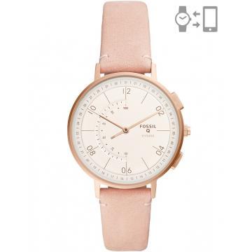 Ceas Fossil Hybrid Smartwatch Q Harper FTW5029