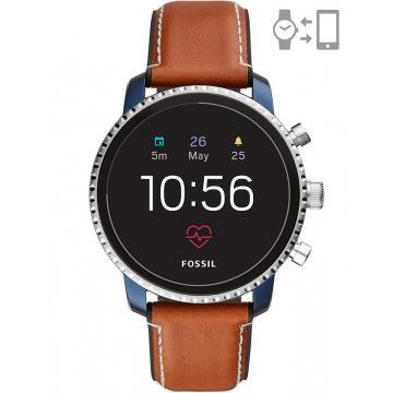 Ceas Fossil Gen 4 Smartwatch Q Explorist FTW4016