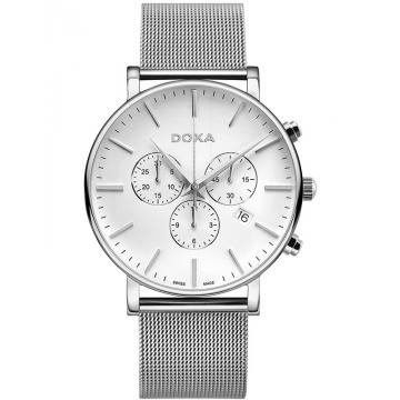Ceas Doxa D-Light Chrono 172.10.011.10