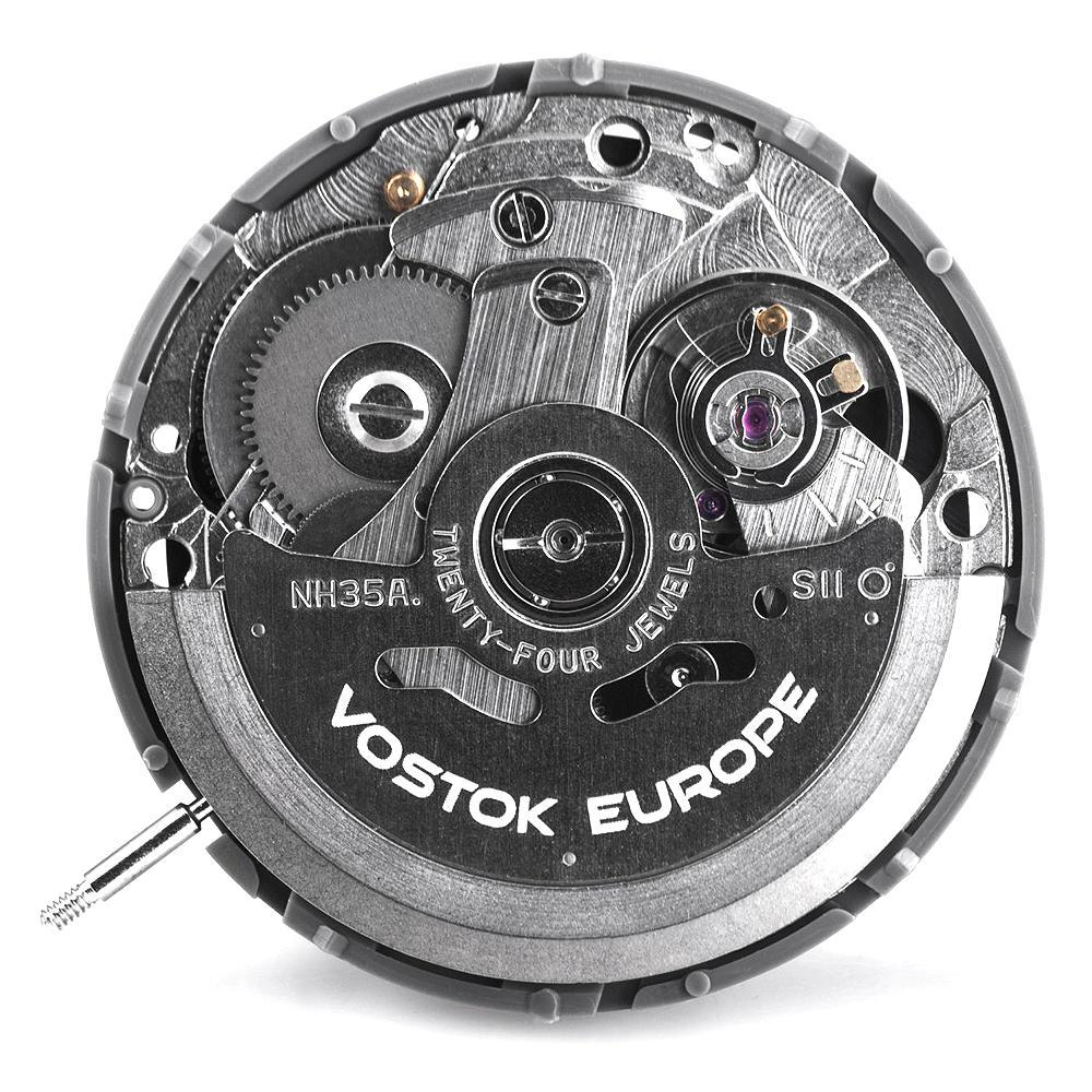 Ceas Vostok Europe Ekranoplan Automatic NH35A/546A509