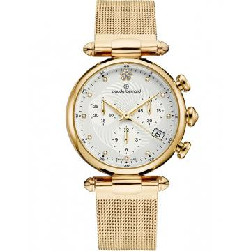 Ceas Claude Bernard Dress Code Lady Chronograph 10216 37J APD2