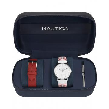 Ceas Nautica Box Set NAPCGS007