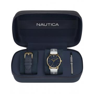 Ceas Nautica Box Set NAPCGS008