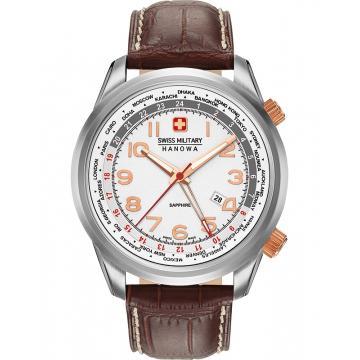 Ceas Swiss Military Worldtime 06-4293.04.001