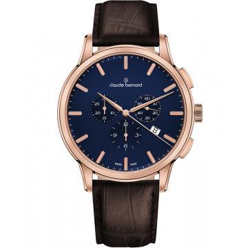 Ceas Claude Bermard Classic Chronograph 10237 37R BUIR1