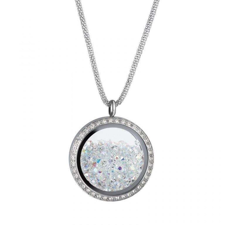 Moonlight - Colier Preciosa (Crystal / White)