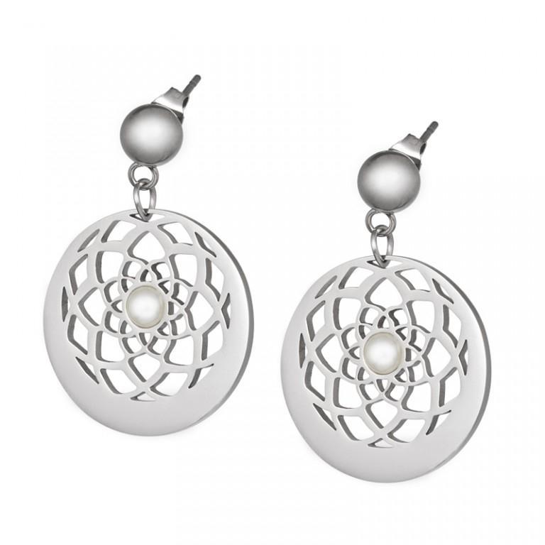 Flower of Love - Cercei Preciosa (Crystal / White)