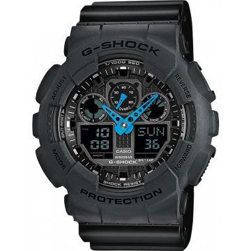 Ceas Casio G-Shock Classic GA-100C-8AER
