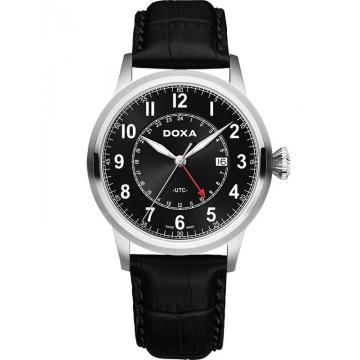 Ceas Doxa D-Air GMT 191.10.105.01