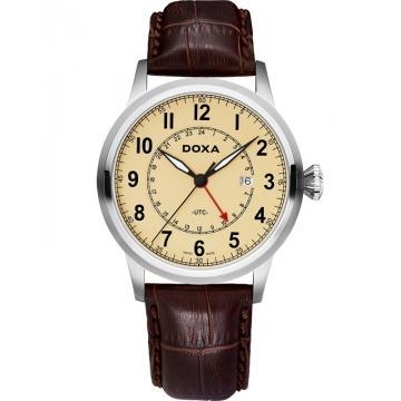 Ceas Doxa D-Air GMT 191.10.035.02