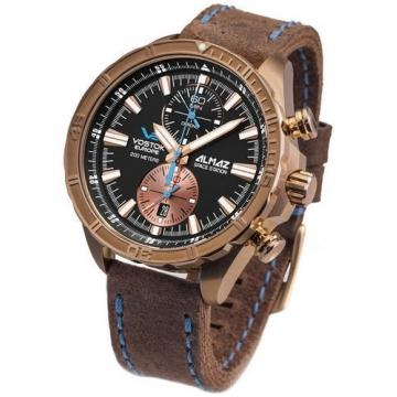 Ceas Vostok Europe Almaz Grand Chrono 6S11/320O266