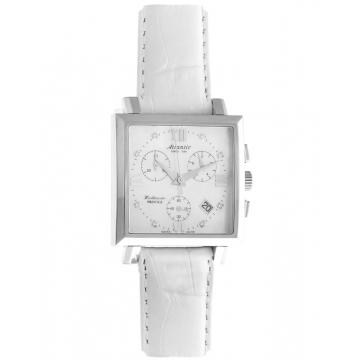 Ceas Atlantic Worldmaster Square Chronograph Ladies 14450.41.08