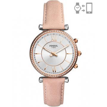 Ceas Fossil Hybrid Smartwatch Carlie FTW5039
