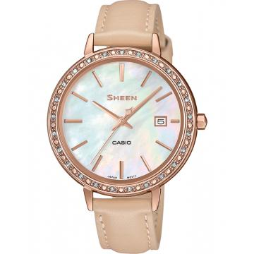 Ceas Casio Sheen SHE-4052PGL-7BUEF