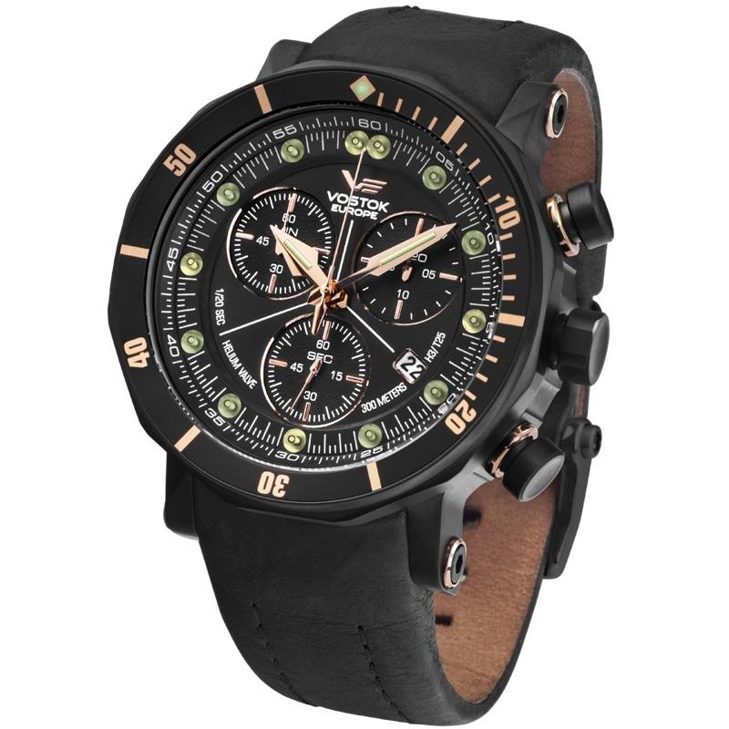 Ceas Vostok Europe Lunokhod 2 Grand Chrono 6S30/6203211