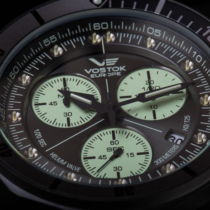 Ceas Vostok Europe Lunokhod 2 Grand Chrono 6S30/6204212
