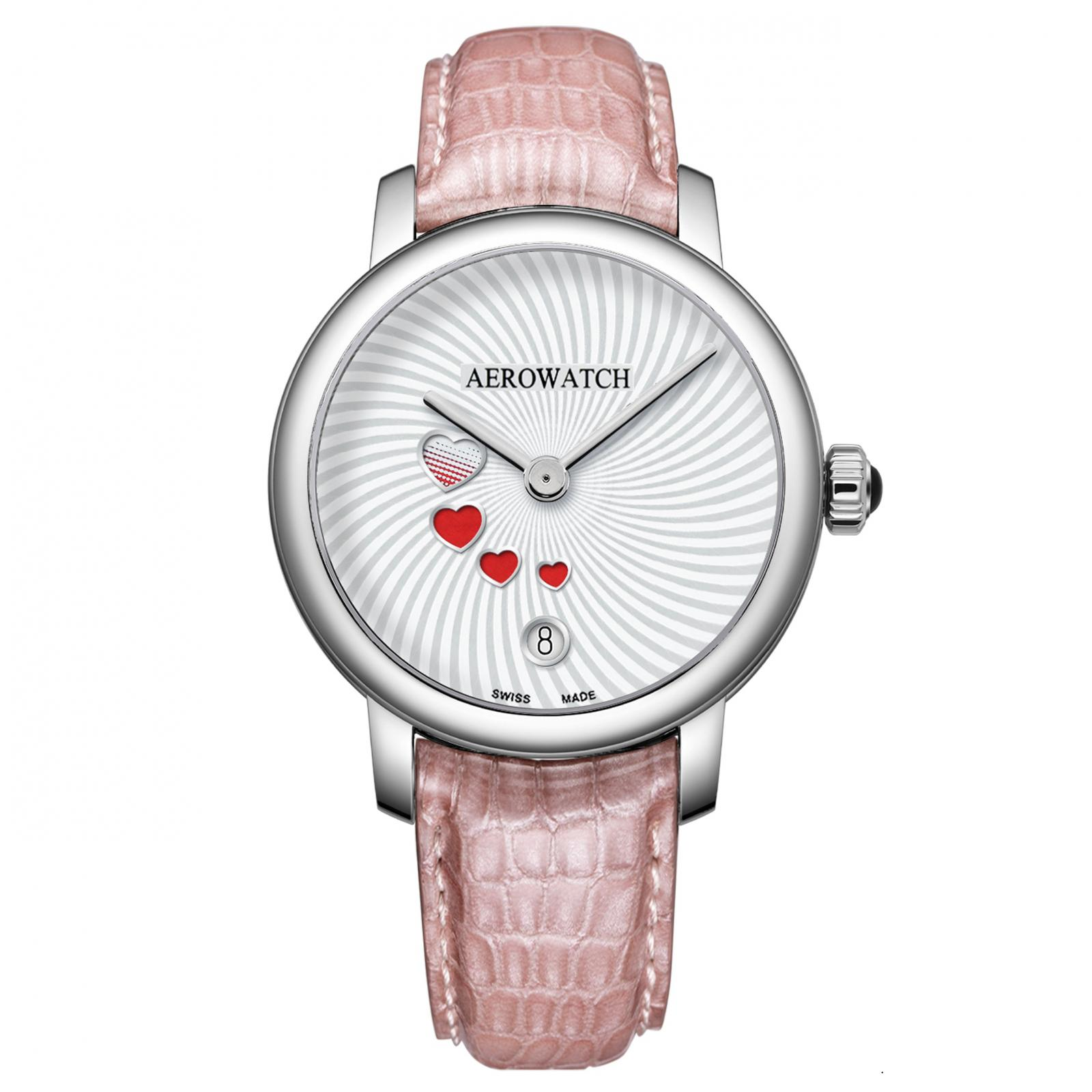 Ceas Aerowatch Swirling Love 44938 AA20