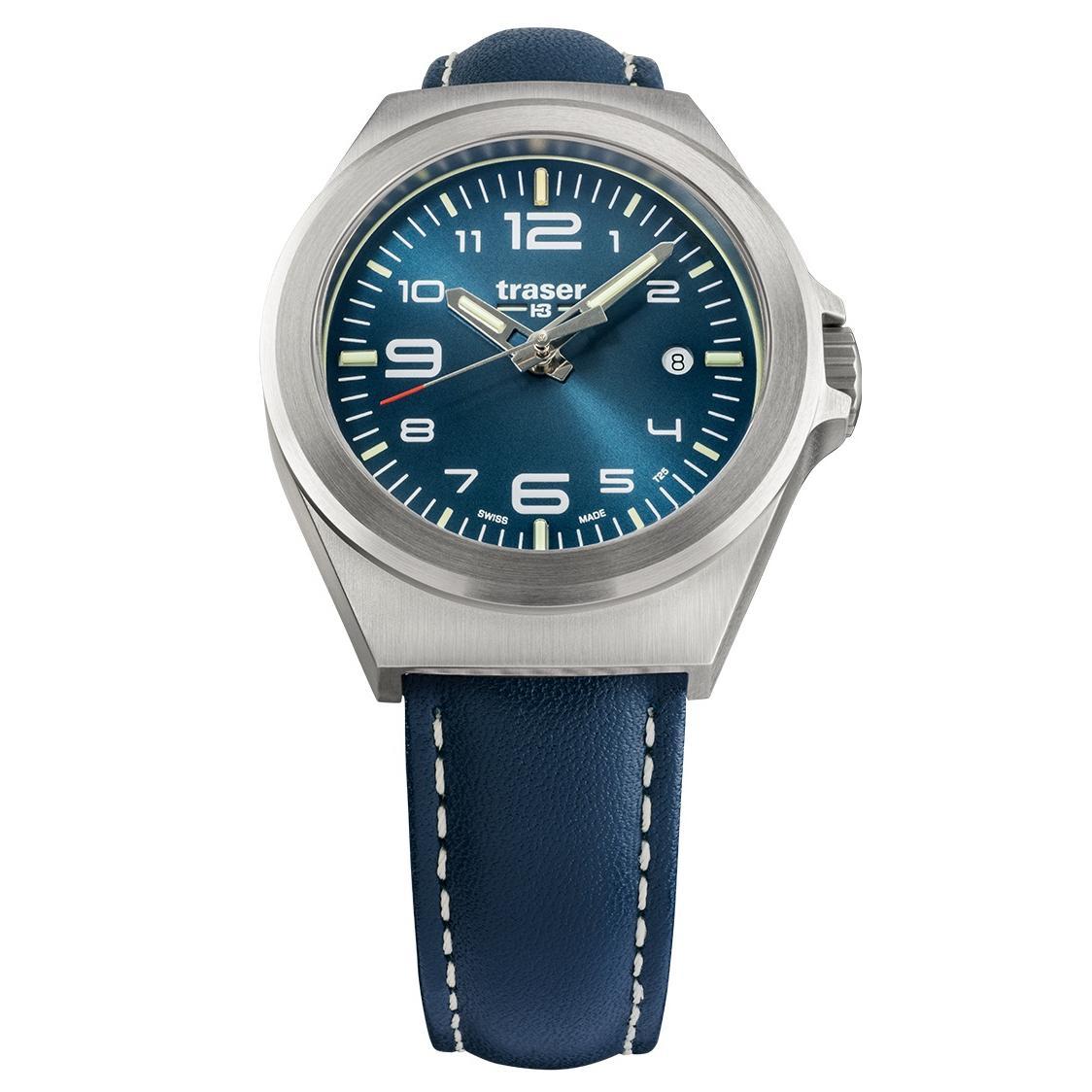 Ceas Traser P59 Essential S Blue 108208