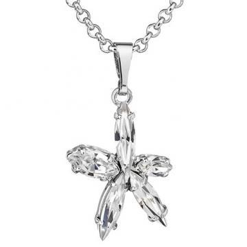 Colier cu cristale Swarovski FaBOS, Crystal 7430-5809-02