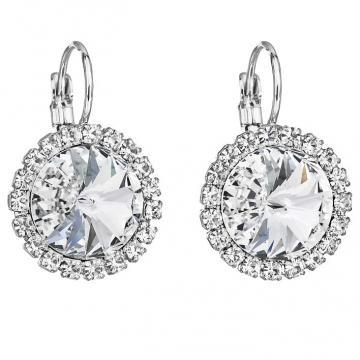 Cercei cu cristale Swarovski FaBOS, Crystal 7440-3062-02