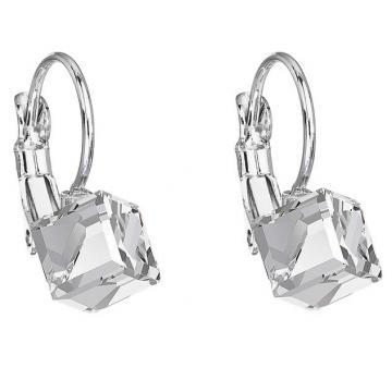 Cercei cu cristale Swarovski FaBOS, Crystal 7440-5107-02