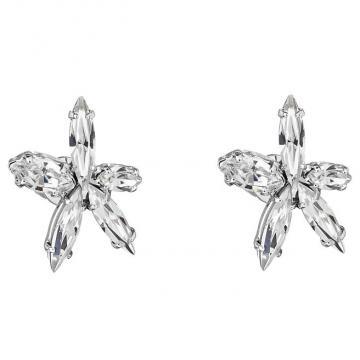 Cercei cu cristale Swarovski FaBOS, Crystal 7440-5802-02