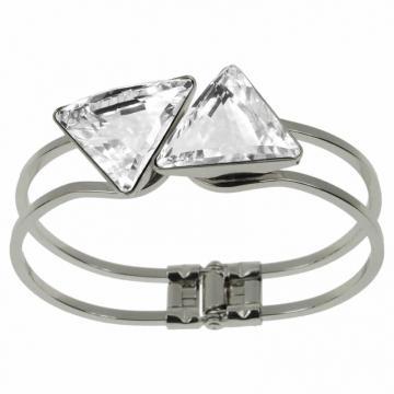 Bratara cu cristale Swarovski FaBOS, Crystal 7450-1086-02
