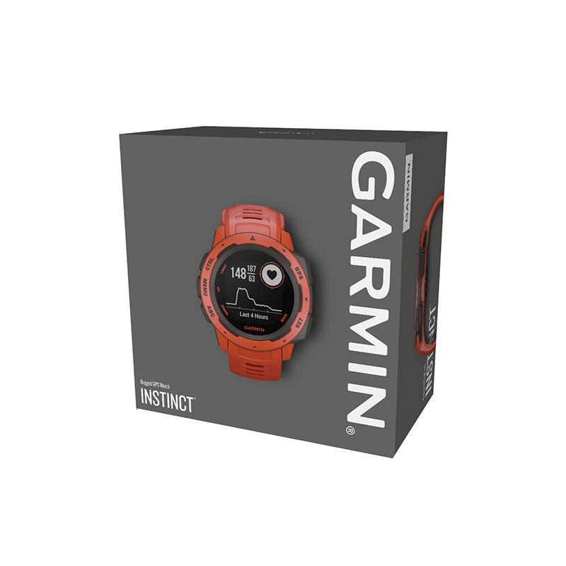 Ceas Garmin Instinct Flame Red 010-02064-02