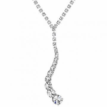 Colier cu cristale Swarovski FaBOS, Crystal 7430-5181-02