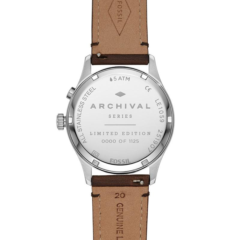 Ceas Fossil The Archival Series Starmaster LE1059