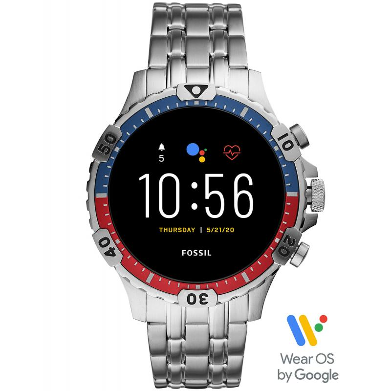 Ceas Fossil Gen 5 Smartwatch Garrett FTW4040