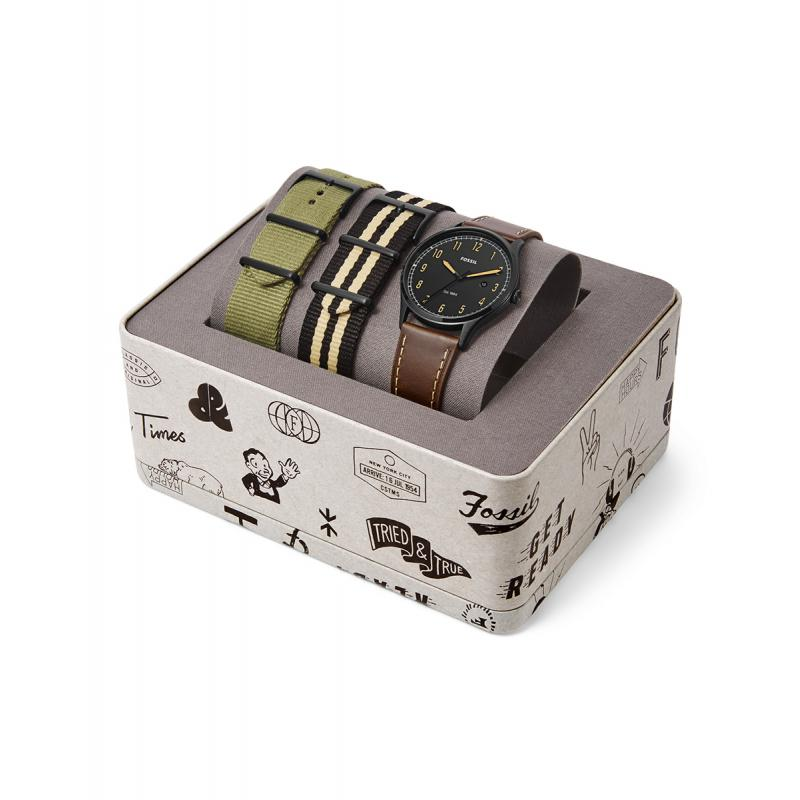 Ceas Fossil Forrester set Limited Edition LE1083SET