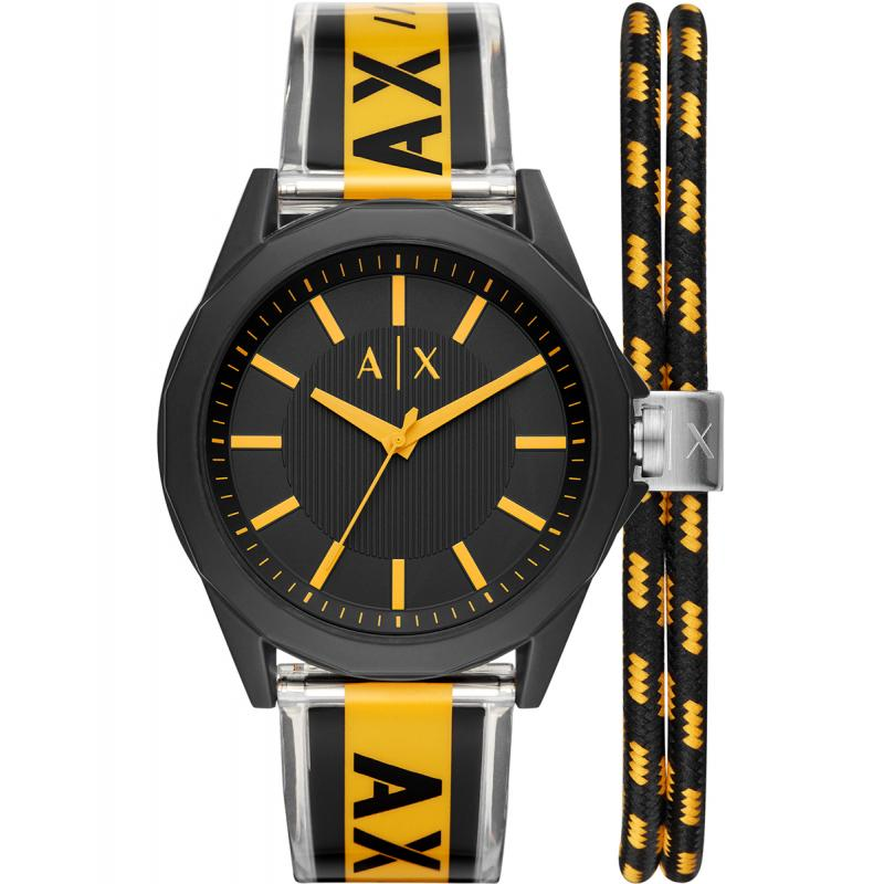 Ceas Armani Exchange Gents set AX7114