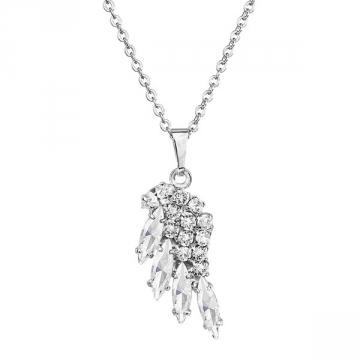 Colier cu cristale Swarovski FaBOS, Crystal 7430-6046-02