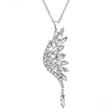 Colier cu cristale Swarovski FaBOS, Crystal 7430-6066-02