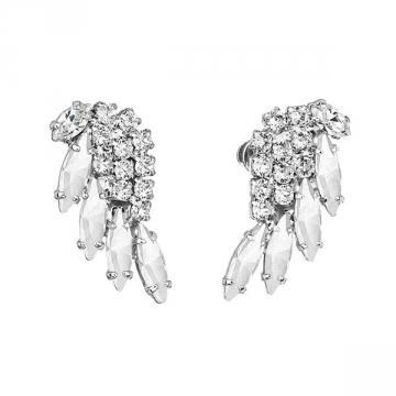 Cercei cu cristale Swarovski FaBOS, Crystal 7440-6294-02