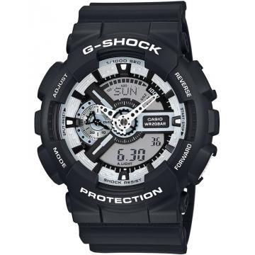 Ceas Casio G-Shock GA-110BW-1AER
