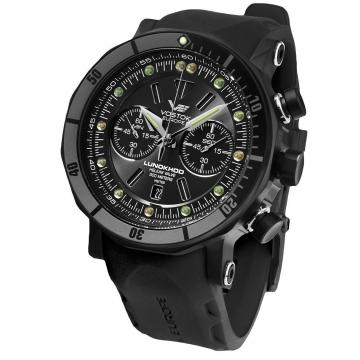 Ceas Vostok Europe Lunokhod 2 Grand Chrono 6S21/620E529
