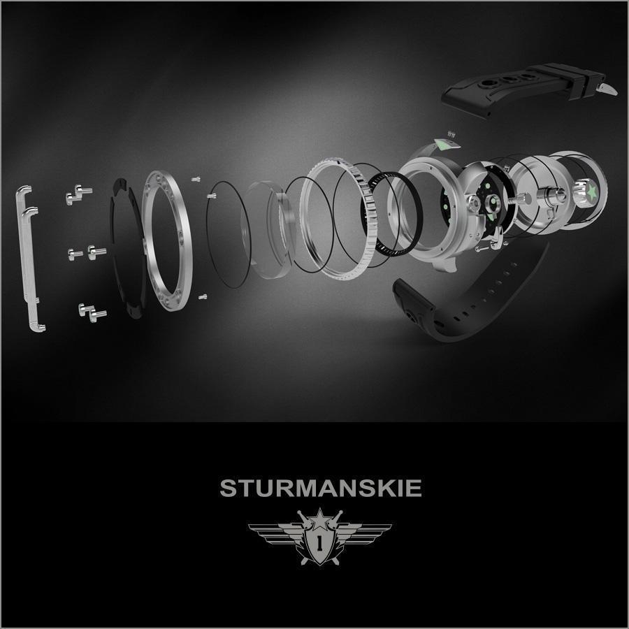 Ceas Sturmanskie Stingray Automatic NH35/1825896