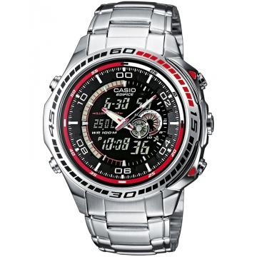 Ceas Casio Edifice Digital-Analog Conbination EFA-121D-1AVEF