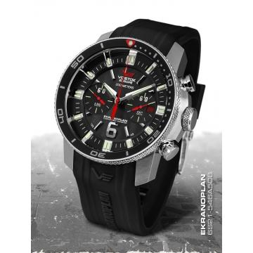 Ceas Vostok Europe Ekranoplan Grand Chrono 6S21/546A508