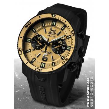Ceas Vostok Europe Ekranoplan Grand Chrono 6S21/546C512