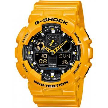 Ceas Casio G-Shock GA-100A-9AER