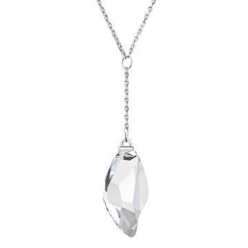 Crystal Tear - Colier de argint Preciosa (Crystal)