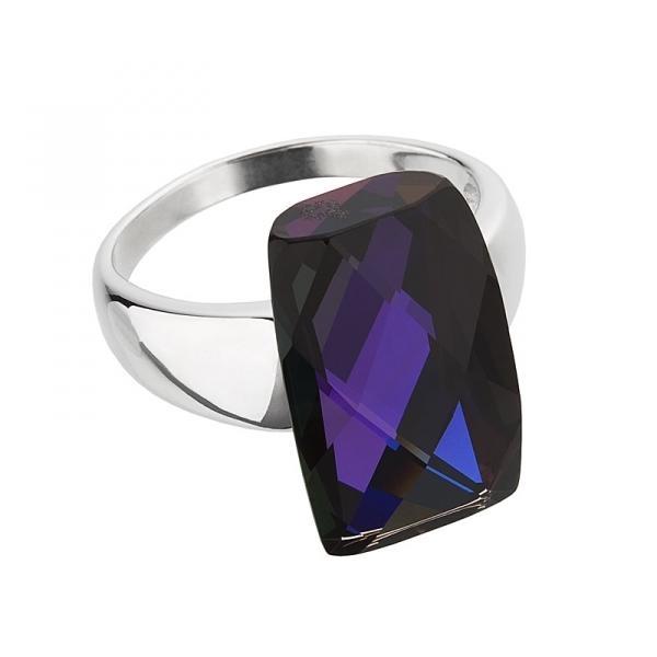 Excellence - Inel (B) de argint Preciosa (Lt. Sapphire)
