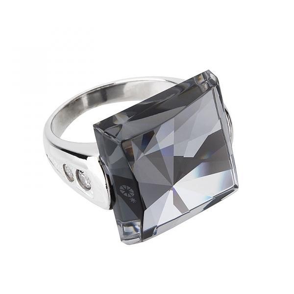 Vernisse - Inel (B) de argint Preciosa (Chrome)